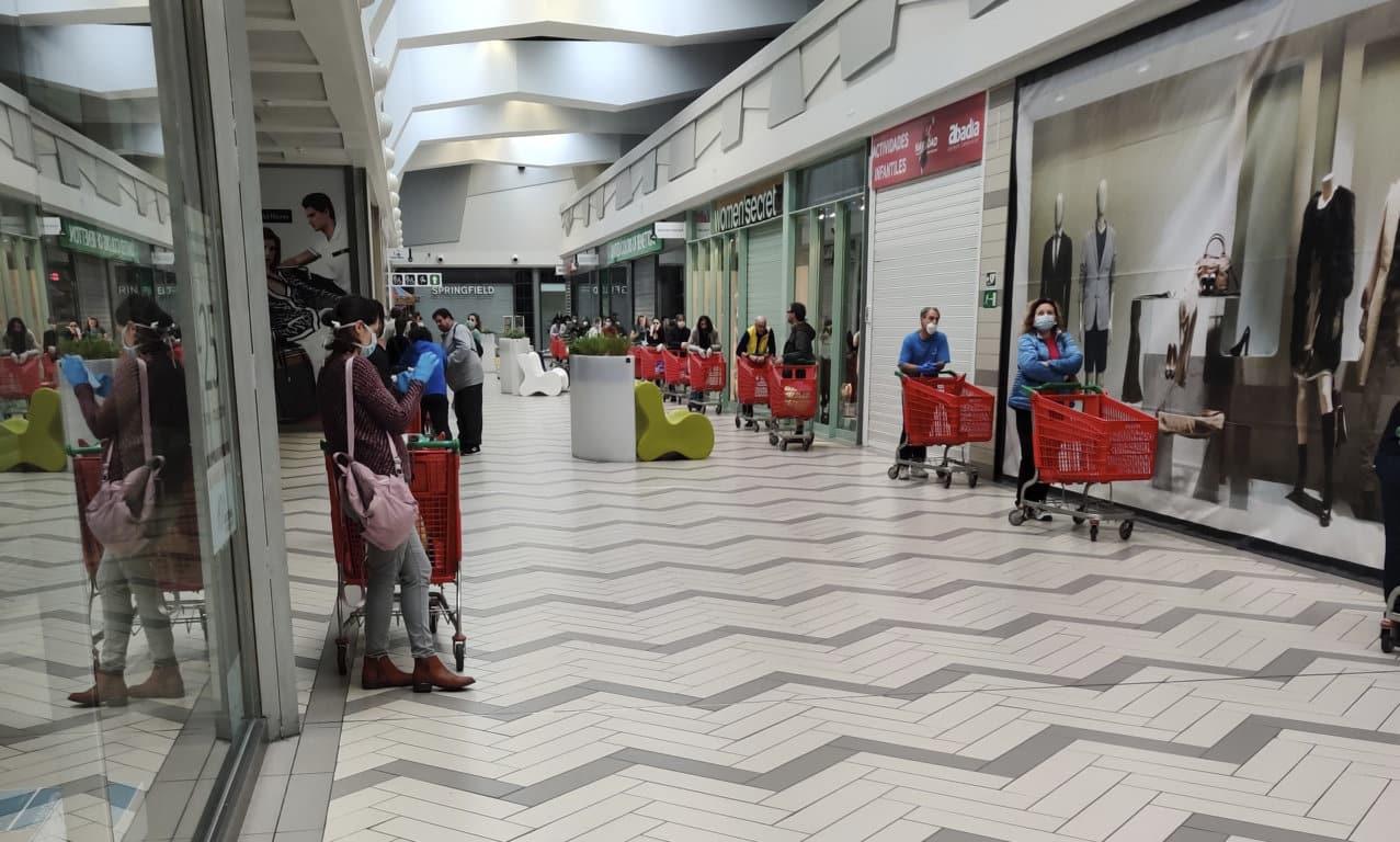 Informe MAPA: las compras online de alimentos se disparan un 84%