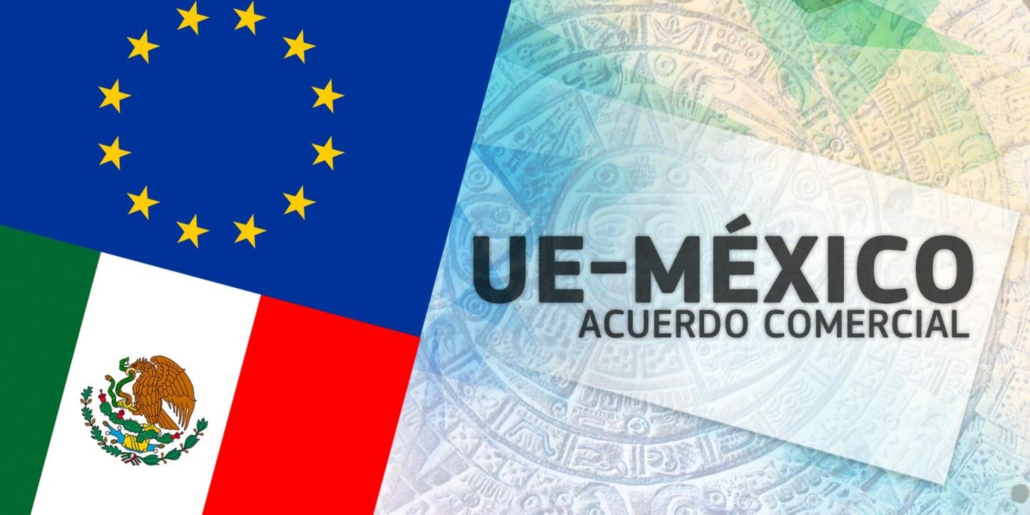 La UE y México concluyen las negociaciones de un nuevo acuerdo de libre comercio