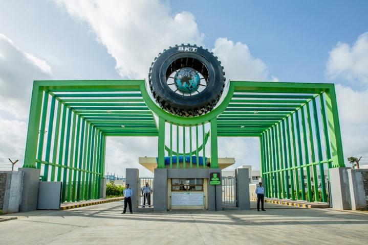 Covid-19: BKT reanuda la fabricación de neumáticos en India