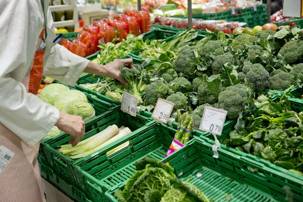 Covid-19: El consumo de hortalizas y patatas crece en los hogares un 44%