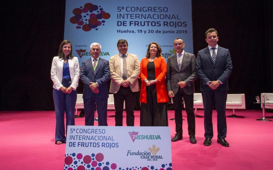 Covid-19: Aplazado a septiembre el 6º Congreso Internacional de Frutos Rojos