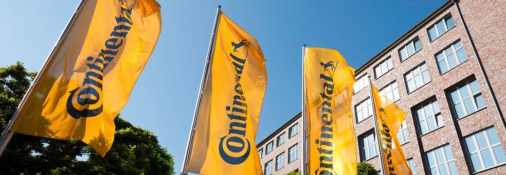 Continental factura 9.800 millones de euros en el primer trimestre de año