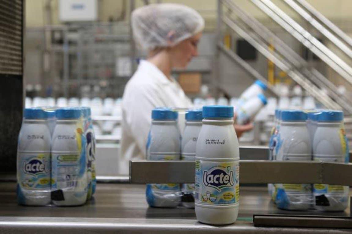 Lactalis aumenta la producción en España y da una prima de 500 euros a sus empleados