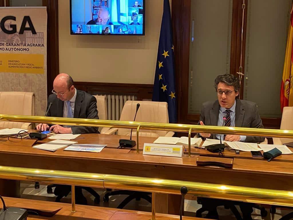 Covid-19: El MAPA hace partícipe a las CC.AA. de las demandas realizadas a la CE para el sector agrario