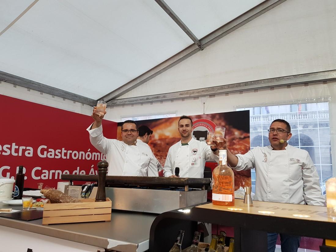 Aplazada la III Muestra Gastronómica de la IGP Carne de Ávila