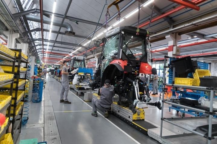 Los datos del primer semestre confirman la recuperación de mercado europeo de tractores agrícolas