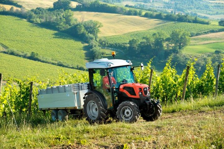 Same lanza la nueva serie de tractores Same Delfino de hasta 59 CV