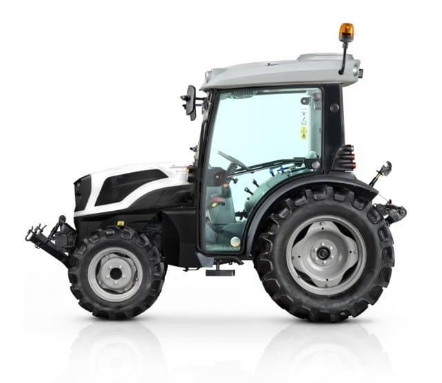 Nueva serie de tractores Lamborghini Sprint