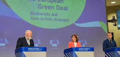 Muchas dudas en el sector agrario con las Estrategias «De la granja a la mesa» y «Biodiversidad Horizonte 2030»