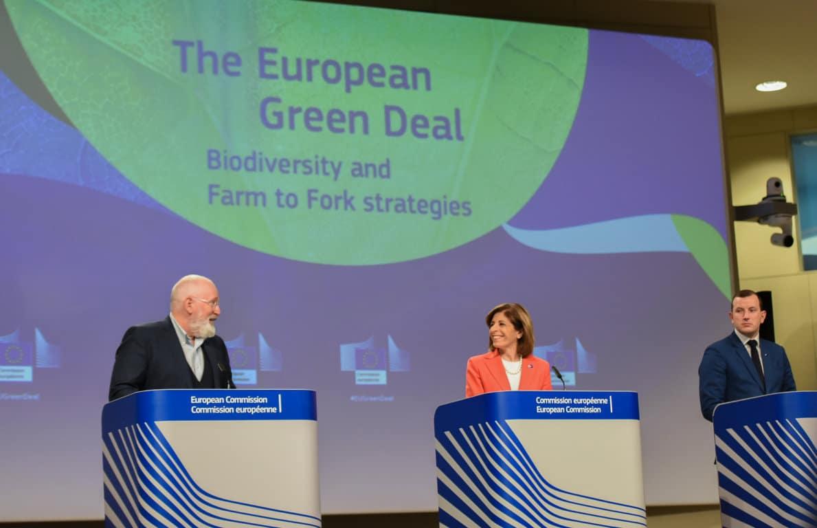 Muchas dudas en el sector agrario con las Estrategias de la «Granja a la mesa» y de «Biodiversidad 2030»
