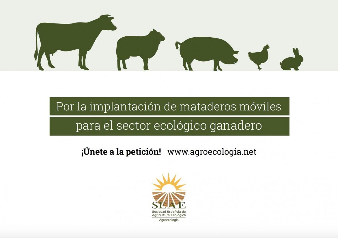SEAE solicita medidas urgentes para el sector de la ganadería ecológica