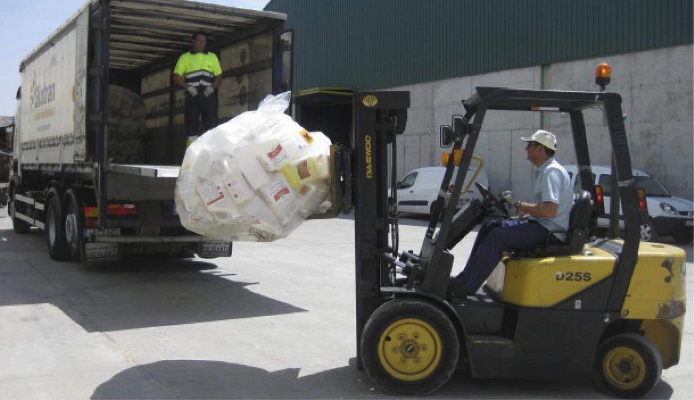 El reciclaje de los envases agrarios crece casi un 7% en España