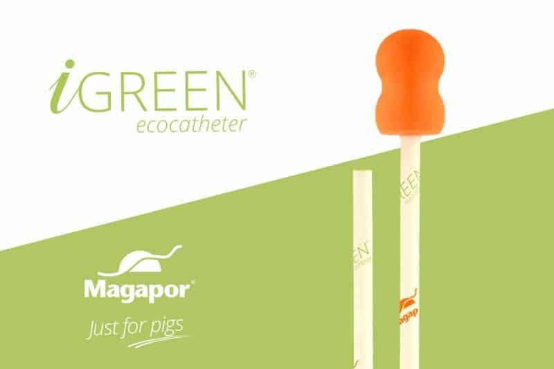 Magapor lanza iGreen, el primer catéter con tubo biodegradable