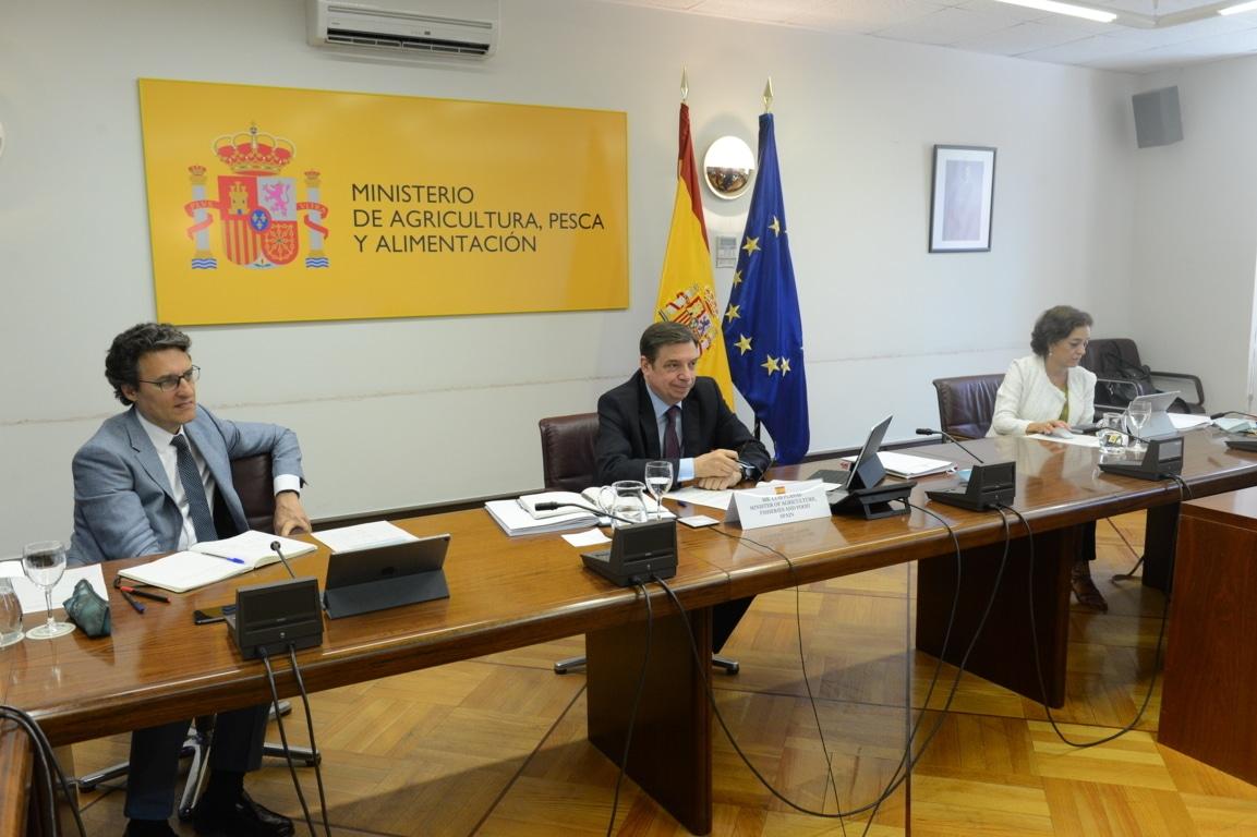 Consejo agrícola informal: Planas pide a la CE que trate de evitar la imposición de nuevos aranceles