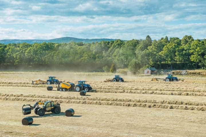 New Holland Agriculture, 125 años al servicio de los agricultores