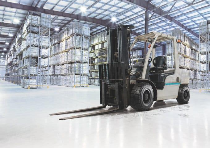 BKT lanza dos nuevos modelos de su neumático Maglift para carretillas elevadoras