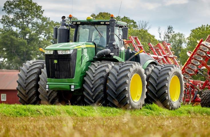 Agrimax Force, la solución de BKT para minimizar la compactación del suelo