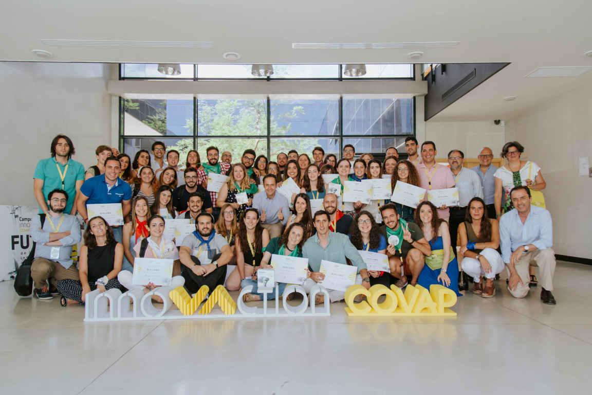COVAP pone en marcha la II edición de su Campus Innovaction para jóvenes con talento