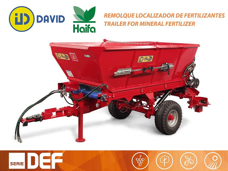 Industrias David firma un acuerdo de colaboración con Haifa Group