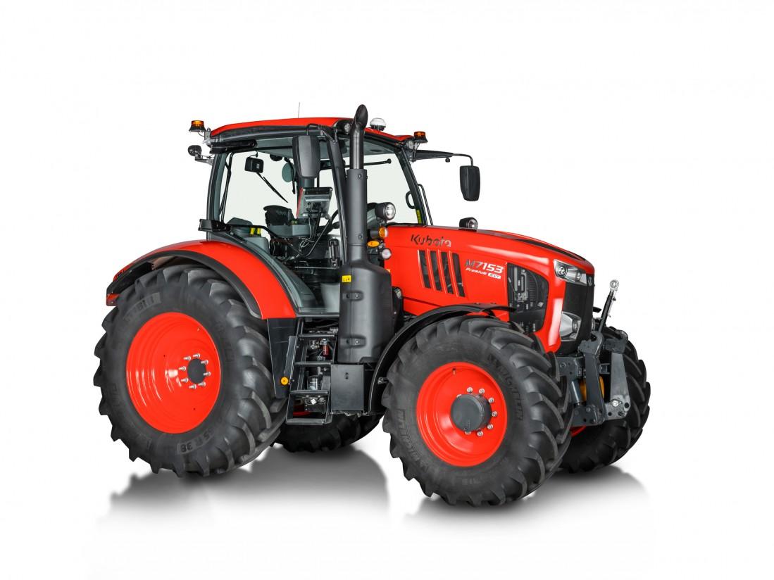 AEF certifica la combinación TIM de Kubota tractor-rotoempacadora