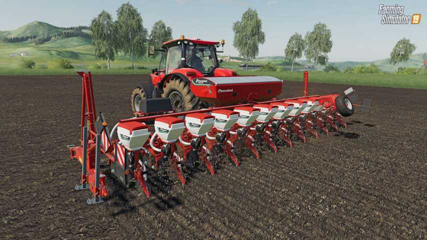 Kverneland Group colabora con Giants Software para unirse al Farming Simulator 19