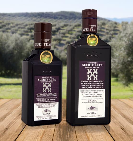 Cortijo de Suerte Alta, Premio Especial Alimentos de España al mejor aceite