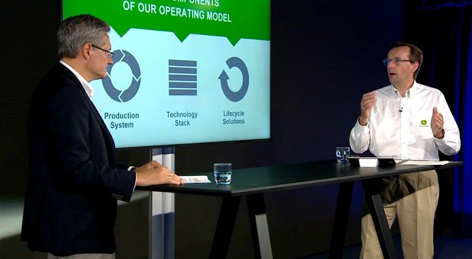 John Deere presenta novedades en tractores y pulverizadores