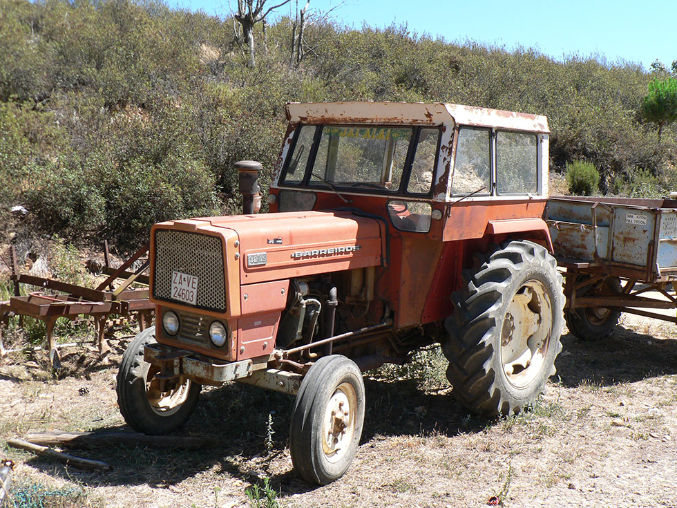 El MAPA convoca ayudas por importe de 8 M€ del Plan Renove 2020 para nueva maquinaria agrícola