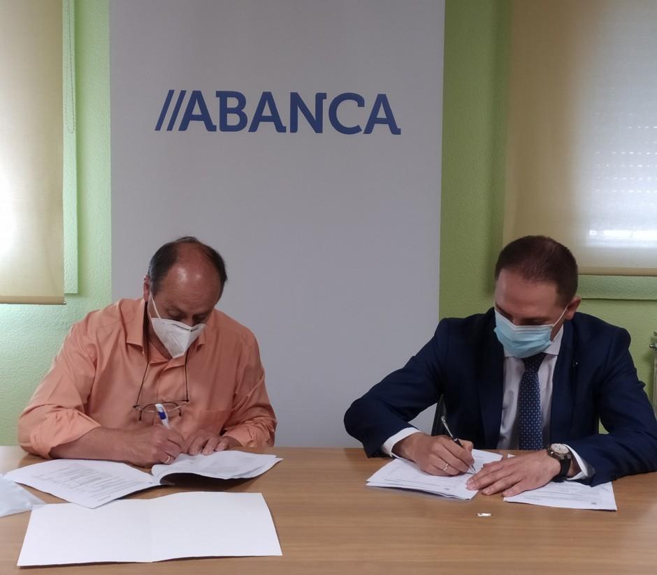 Abanca y Anche firman un convenio de colaboración para afrontar los desafíos del ovino