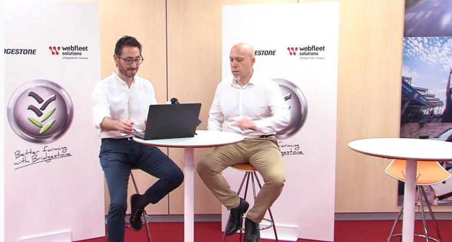 Bridgestone presenta sus novedades en neumáticos y en gestión de flotas