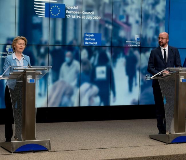 El PE ve positivo el acuerdo del Consejo Europeo, pero considera inaceptables los recortes