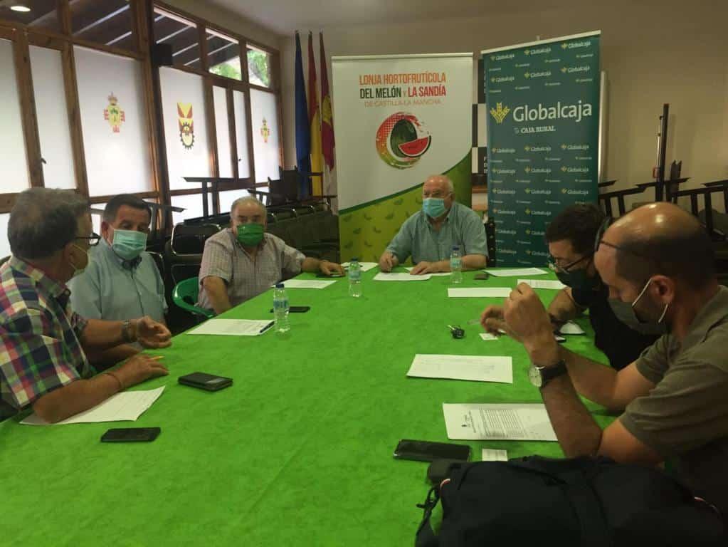 La campaña de melón y sandía de La Mancha arranca con pocas existencia