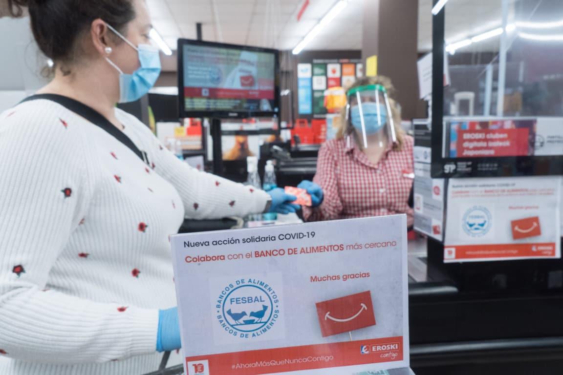 Los bancos de alimentos, premio extraordinario Alimentos de España 2019