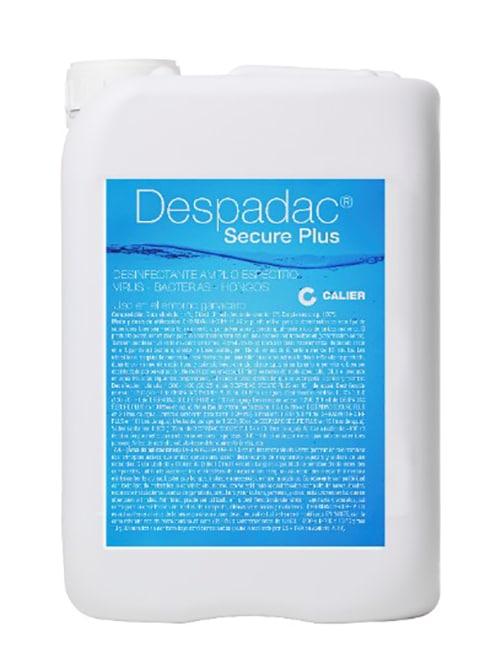Calier presenta Despadac Secure Plus