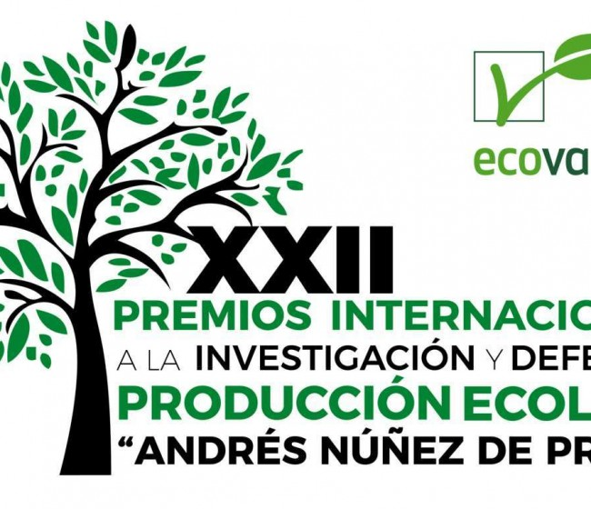 Ecovalia abre al ámbito internacional sus premios a la producción ecológica