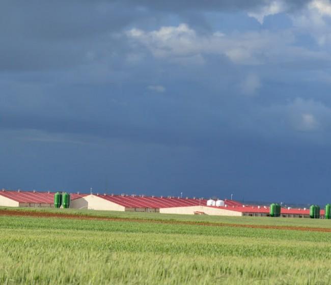 El 71% de las industrias  de Castilla y León están en municipios de menos de 5.000 habitantes