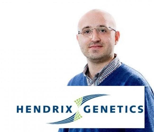 Jose María Requejo, nuevo responsable de Hendrix Genetics Swine para España, Italia y Portugal
