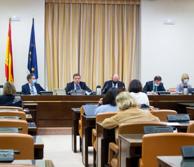 Planas asegura que la próxima PAC contará con más de 50.000 M€ de fondos públicos en el septenio 2021-2027
