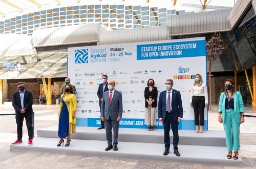 Smart Agrifood: el primer hub digital del Sur de Europa se inaugura en Málaga