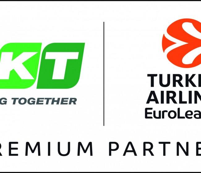 BKT será patrocinador premium de la Euroliga de Baloncesto durante las tres próximas temporadas