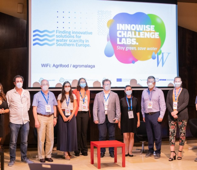 Una plataforma de riego inteligente gana el Inno Wise Challenge Lab de EIT Food en España