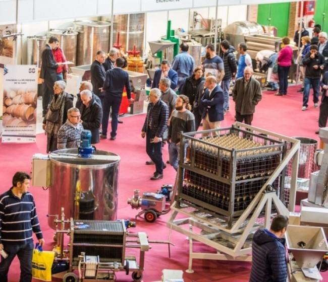 Feria de Zaragoza prepara la próxima edición de Enomaq, Oleomaq y E-beer en febrero de 2021