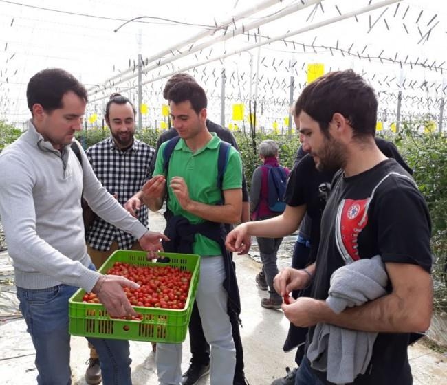 Se presenta «Raíces», primera plataforma digital colaborativa del sector agrario