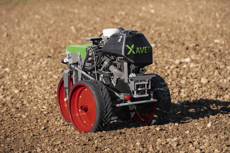 Fendt trabaja en una nueva generación de robots de siembra Fendt Xaver