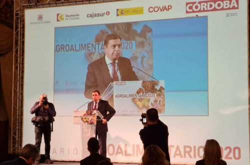 Planas, en Córdoba: «El debate de la PAC no se puede centrar en la cantidad de presupuesto a distribuir en cada territorio»