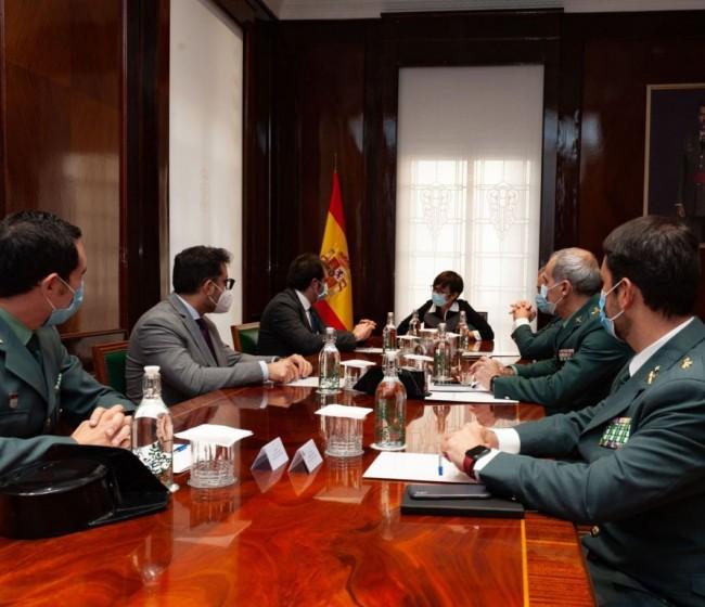 Acuerdo entre el CECRV y la Guardia Civil para la lucha contra el fraude en el sector vitivinícola