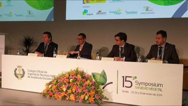 Covid-19: El Symposium Nacional de Sanidad Vegetal se aplaza hasta enero de 2022