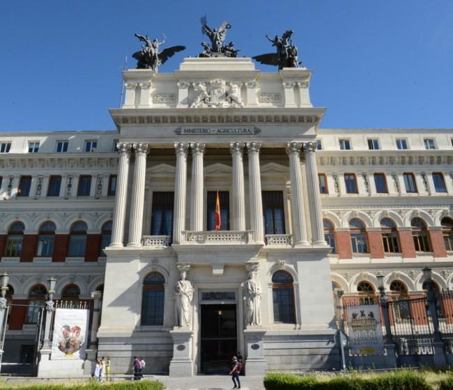 El Gobierno prevé un gasto de 8.405 M€ en el MAPA para 2021