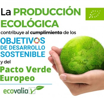Ecovalia pone en valor el papel de la producción ecológica en la Agenda 2030