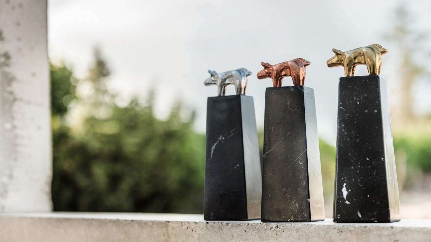 El porcino ibérico y el de capa blanca celebran la I Feria Virtual Porc d'Or